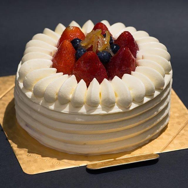 士多啤梨蛋糕/Strawberry Short Cake