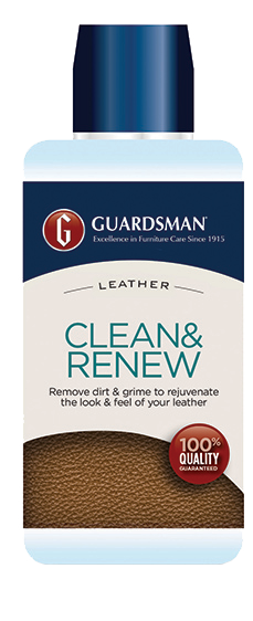 Guardsman Leather Clean & Renew Bottle