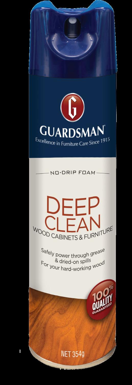 Guardsman Wood Deep Clean