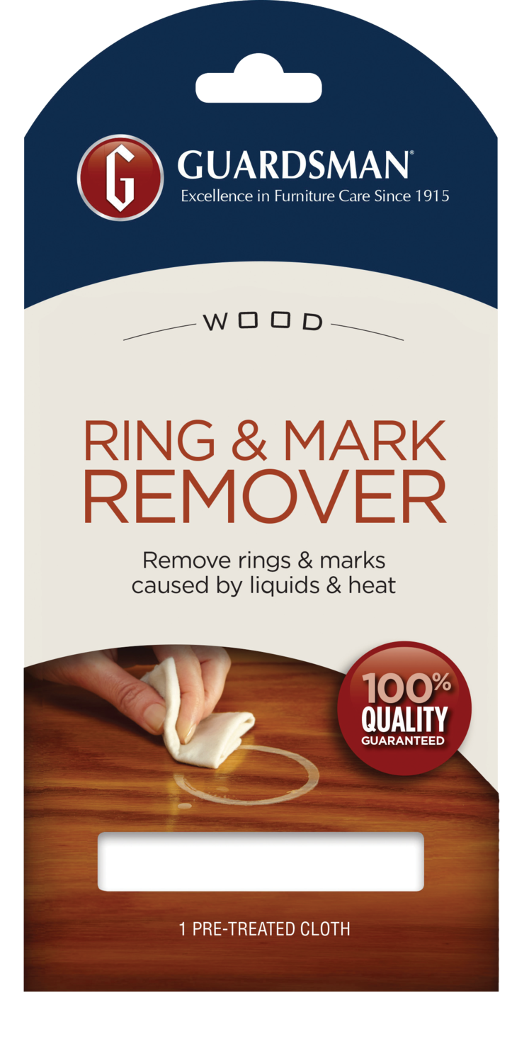 Guardsman Wood Water Ring & Mark Remover