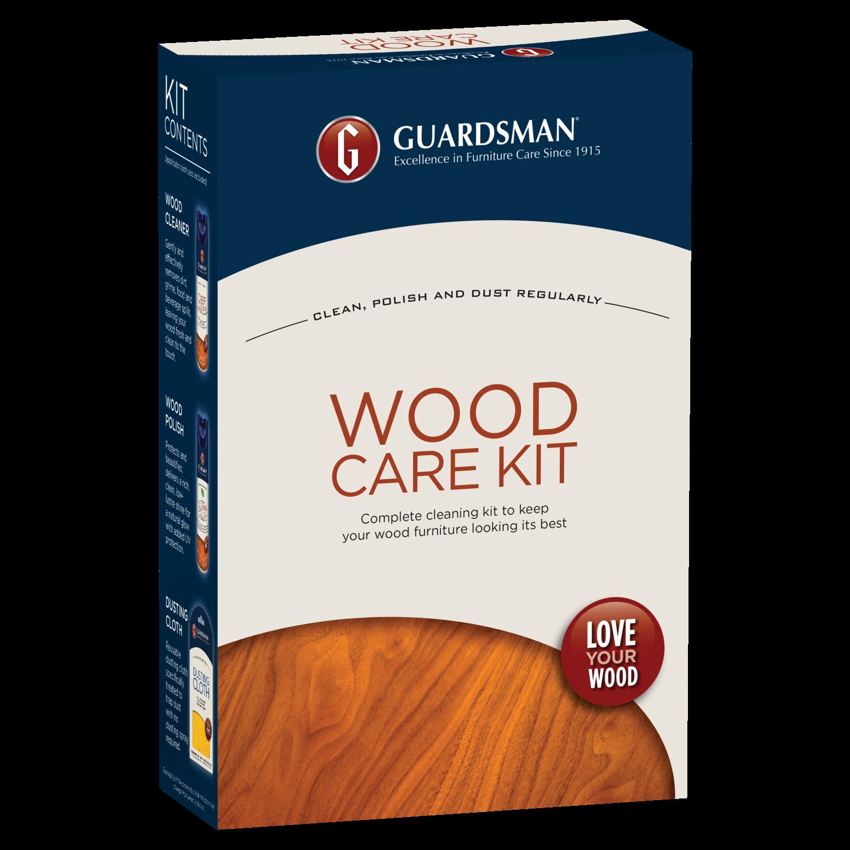 Guardsman Wood Care Kit