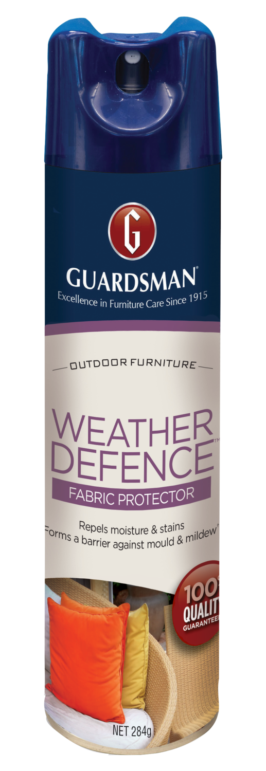 Guardsman Outdoor Weather Defence Fabric Protector