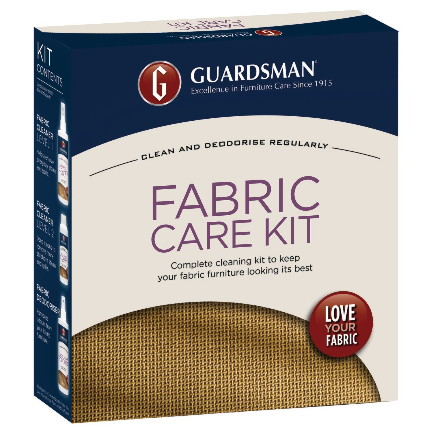Guardsman Fabric Care Kit
