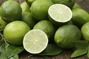 Lime Tree Tahitian