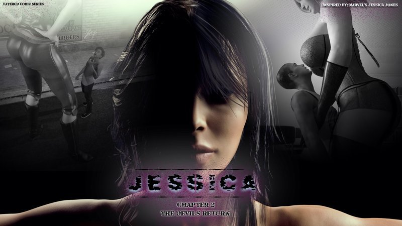 Jessica Chapter 2: The Devil's Return English Edition