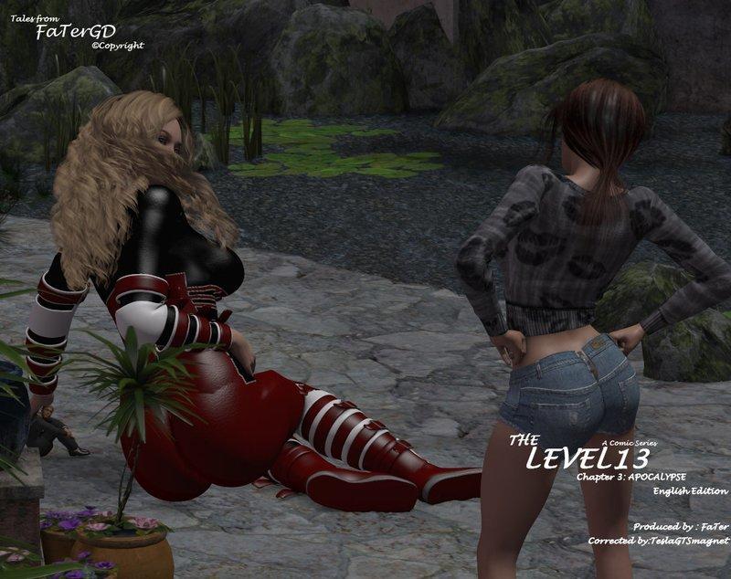The Level 13 Season 1 Chapter 3: Apocalypse English Edition