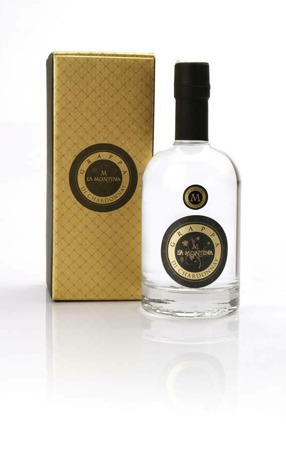 Grappa Chardonnay (3 bottiglie)