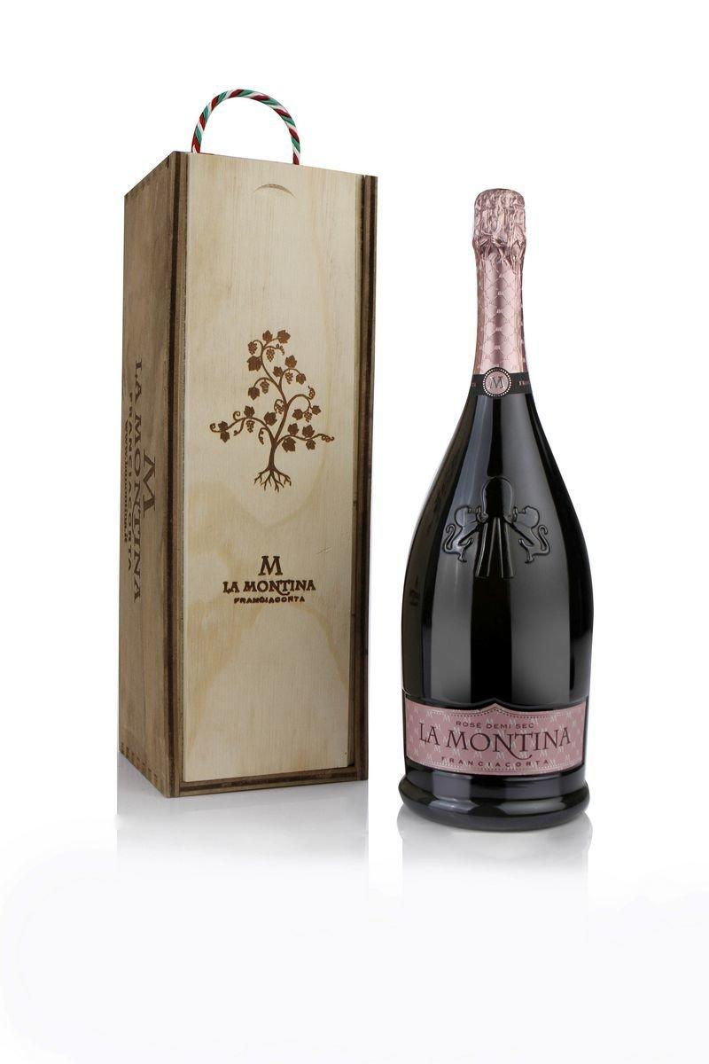 Magnum Rosè Demi Sec Docg (1,5 L)