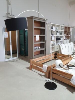 Bogenleuchte Myhelden schwarz Möbel bei Menden Megaoutlet%