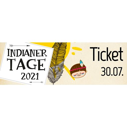 Ticket Indianertag | Freitag 30.07.2021