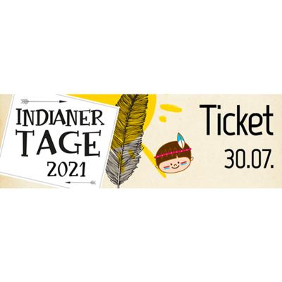 Ticket Indianertag   Freitag 30.07.2021