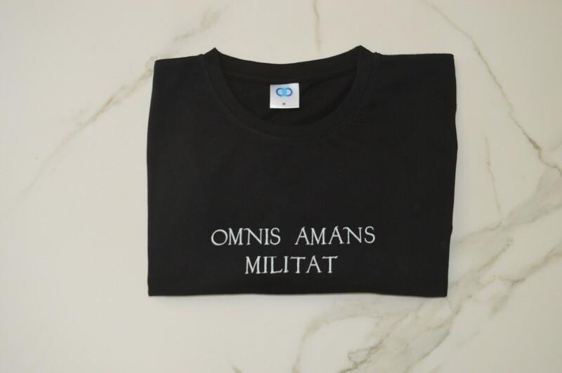 'Omnis Amans Militat'