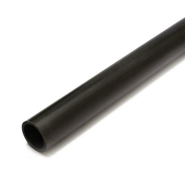 Carbon Fibre Tube. Ultra Modulus 12mm x 1000mm