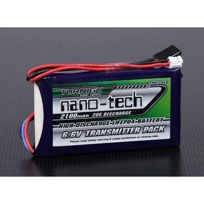 Turnigy nano-tech 2000mAh 6.6v LiFePo4 Transmitter Pack