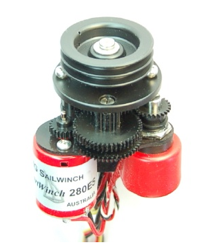 RMG 285ES Sail Winch