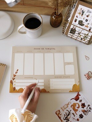 """Table planner """"Forest"""""""