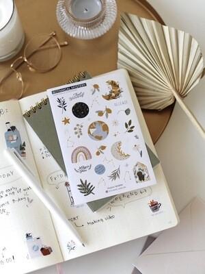 "Stickers ""Botanical mystery"""