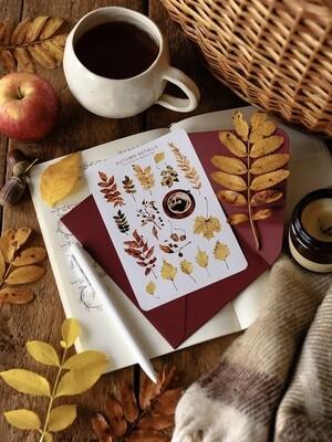 Stickers «Autumn details»