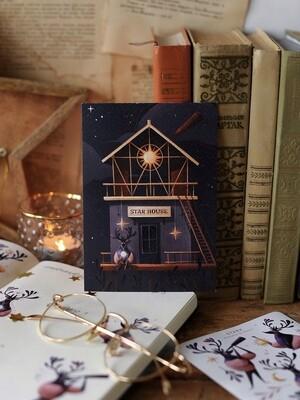 """Листівка """"Star house"""""""