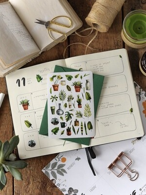 "Stickers ""Plants"""