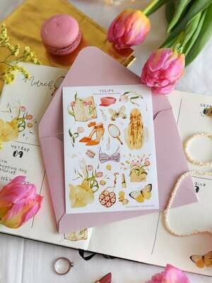 Stickers «DAISIES»