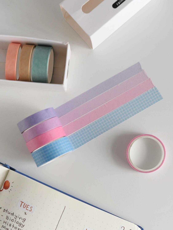 Комплект декоративної стрічки, 8 шт в наборі