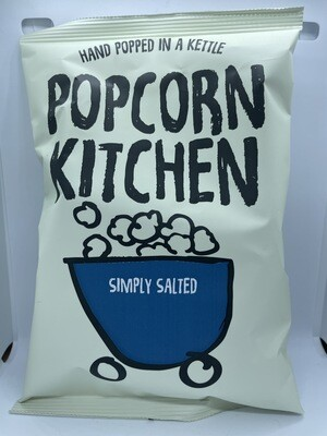 Popcorn Kitchen Simply Salted