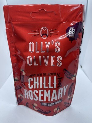Olly's Olives Chilli and Rosemary