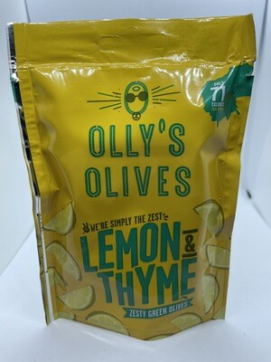 Olly's Olives Lemon and Thyme