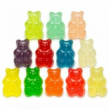 Pick-N-Mix Gummy Bears