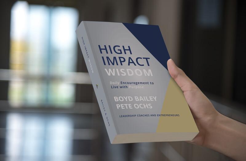 Pre-Order: High Impact Wisdom