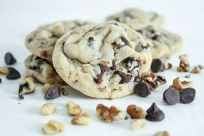 Walnut Chocolate Chip Cookies 2 Dozen