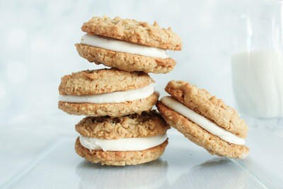 Oatmeal Cream Pies Dozen