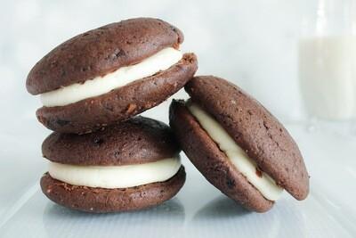 Chocolate Whoopie Pies Dozen