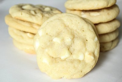 White Chocolate Macadamia Nut Cookies 2 Dozen