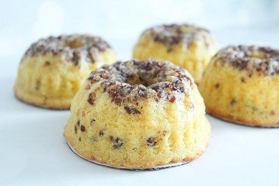 Mini Cruzan Rum Bundt Cakes