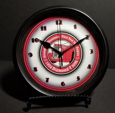Greendale Clock
