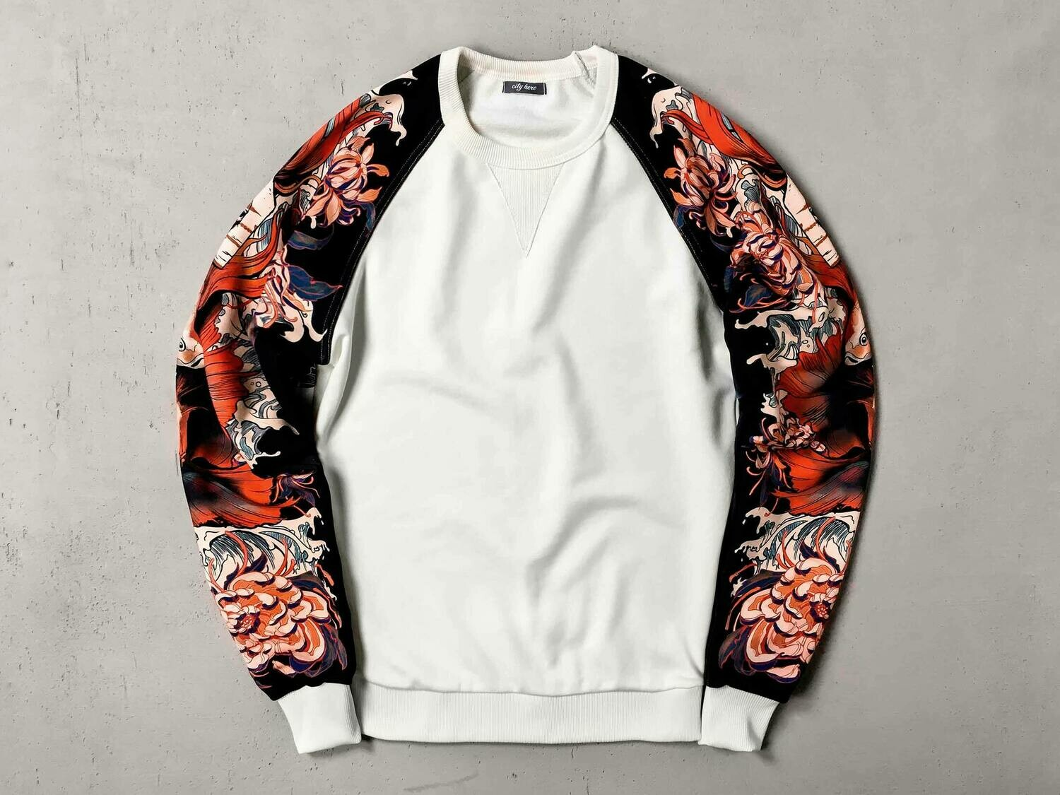 PACIFIC [SWEATSHIRT UNISEX]