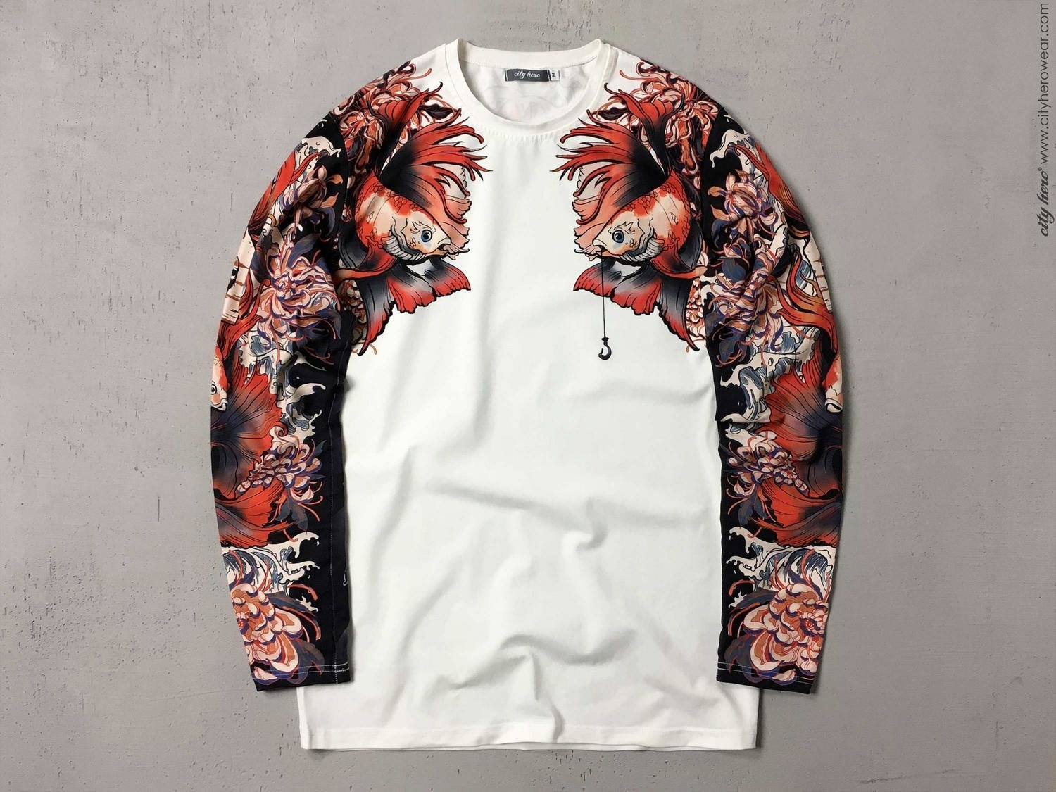 PACIFIC [LONGSLEEVE MEN]