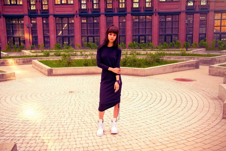 City dress BLACK [ПЛАТЬЕ]