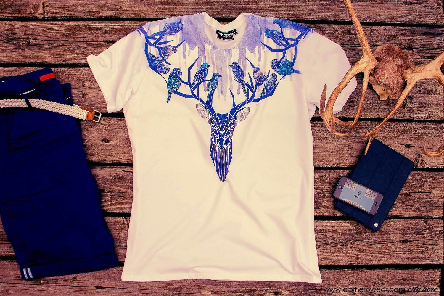 Deer [T-SHIRT MEN]