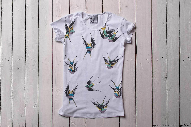 Swallows 2 [ФУТБОЛКА ЖЕНСКАЯ]