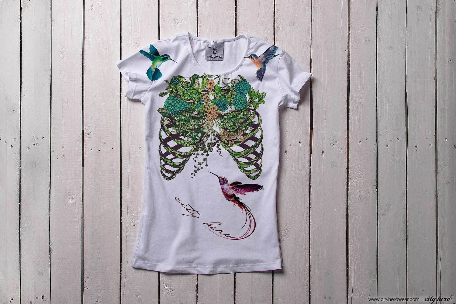Flourish soul [T-SHIRT WOMEN]