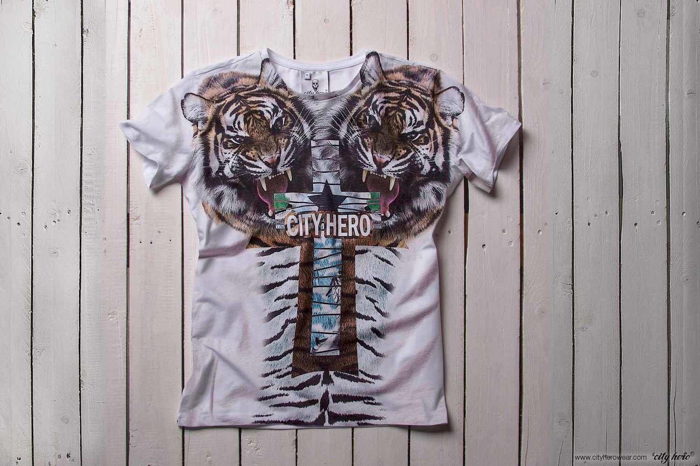 Tigers [ФУТБОЛКА МУЖСКАЯ]