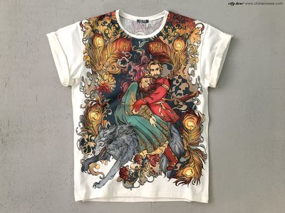 TSAREVICH [T-SHIRT MEN]