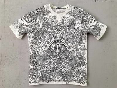 SAMURAI STORY 3.0 BW [T-SHIRT MEN]