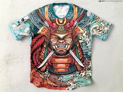 SAMURAI STORY 2.0 [T-SHIRT MEN]