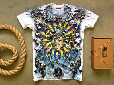 AQUARIUS 2.0 HEROSCOPE [T-SHIRT MEN]