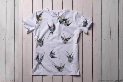 Swallows 2 [ФУТБОЛКА МУЖСКАЯ]