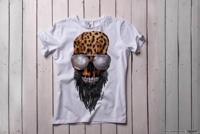 City Hero leo skull [ФУТБОЛКА МУЖСКАЯ]